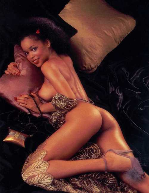 nude Ola ray playboy
